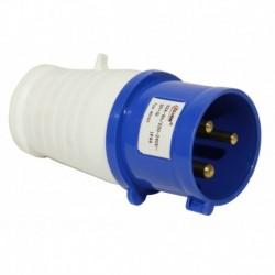 Fisa pe cablu 3x16A/IP44