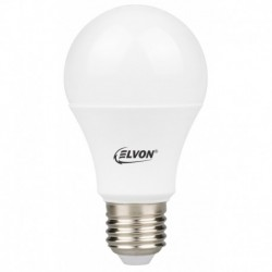 Bec led 230⁰ E27 6500K 25000H Elvon 9W