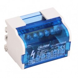 Distribuitor 2P FJ207/100B 1 IN 6 OUT × 2/500V/100A