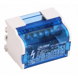 Distribuitor Fj 125A 1 In 7 Out/1000V/125A