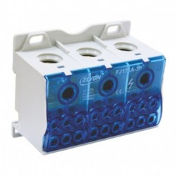 DISTRIBUITOR FJ 175A-3P 3X70MMP IN  18X16MMP OUT/1000V/175A