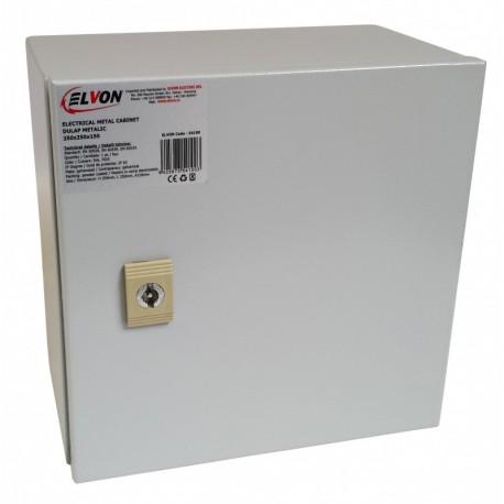 Dulap metalic Elvon 250x250x150