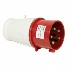 Fisa pe cablu 5x16A/IP44