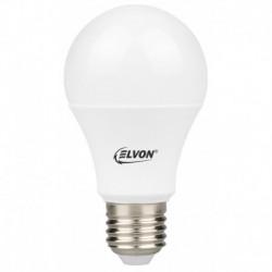 Bec led 230⁰ E27 3000K 25000H Elvon 9W