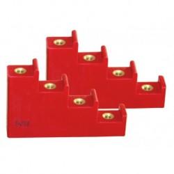 Izolator bare 4P 4×20 CT4-20